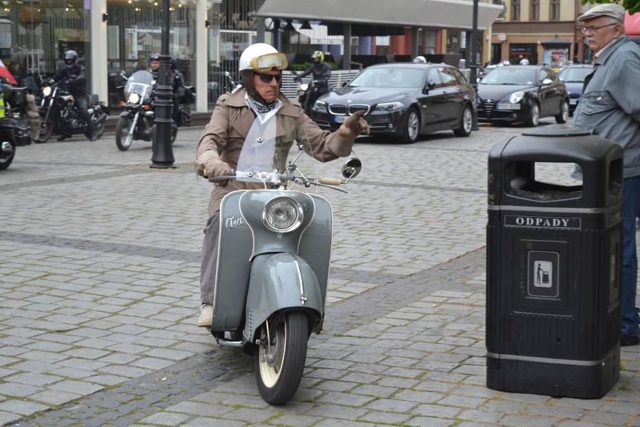 Rozpoczęcie sezonu motocyklowego w Ostrowie Wielkopolskim 2019