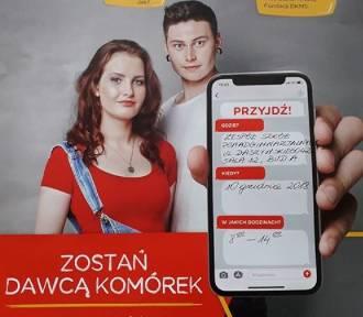 Przyjdź w poniedziałek do ZSP w Sycowie. Możesz uratować komuś życie!