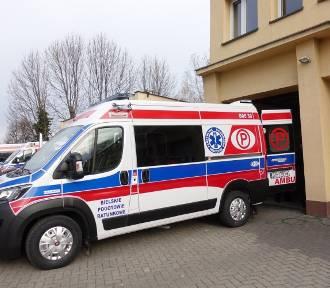 Pieniądze na zakup respiratora dla Bielskiego Pogotowia Ratunkowego
