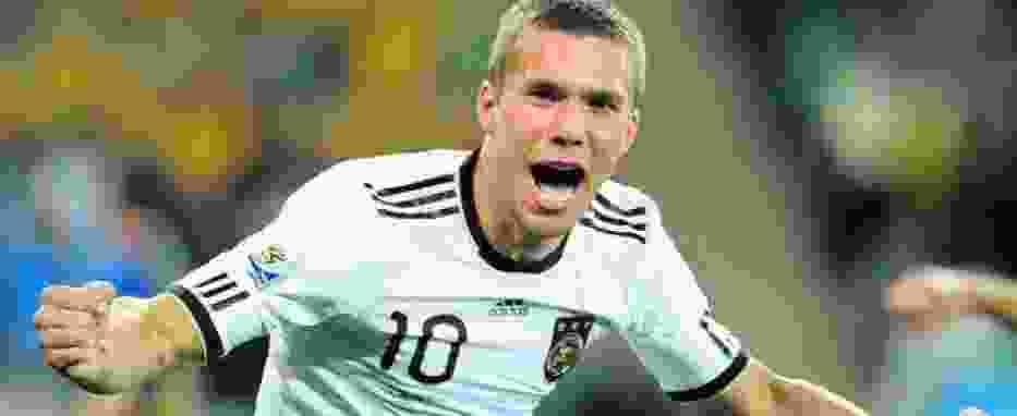 Lukas Podolski, fot