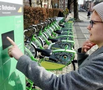 W Zielonej Górze znów możemy używać rowerów miejskich!