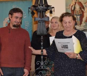 Walkuszowa Kuźnia Pamięci - wieczór wspomnień śp. Jerzego Walkusza w Hopowie  ZDJĘCIA, WIDEO