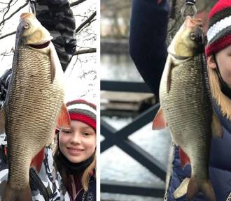 Ale ryba! Jaź złowiony w Jeziorze Łagowskim miał 46 centymetrów. Zobaczcie zdjęcia