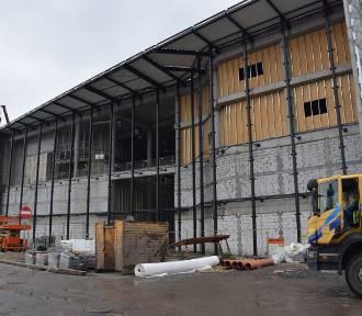 Galeria Libero wciąż w budowie, ale finał prac już blisko ZDJĘCIA