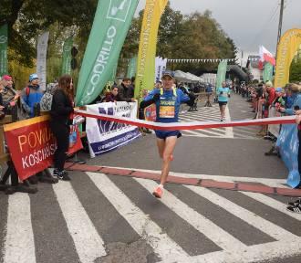 Jurii Rusiuk z Ukrainy wygrał kościański półmaraton [FOTO, FILM]