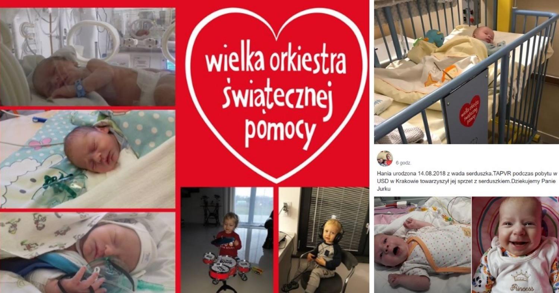 Wzruszające i trudne historie rodziców walczących o życie swoich dzieci stanowią najlepsze świadectwo o ważnej roli WOŚP i Jerzego Owsiaka