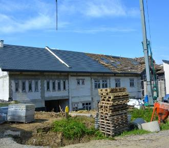 Trwa budowa Domu Pomocy Społecznej w Raczkowej [ZDJĘCIA]