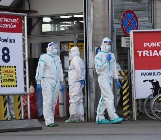 COVID-19 zabija. Tylko w Małopolsce zmarło 71 kolejnych osób. W kraju ponad 700