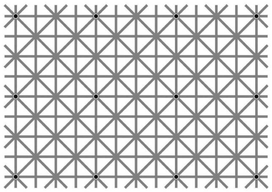 Ile kropek widzisz? Ta grafika podbija sieć