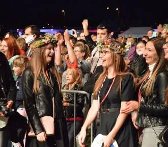Dożynki Województwa Łódzkiego w Uniejowie. Tak było na koncertach (ZDJĘCIA i FILM)