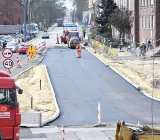 Budowa dróg dojazdowych do mostów w Malborku. Będzie łatwiej zjechać w kierunku Sztumu?