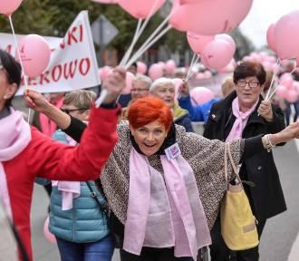 Marsz Różowej Wstążki 2019 w Gdyni