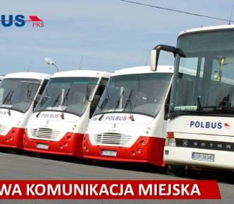 Polbus będzie awaryjnie kontynuował przewozy komunikacji miejskiej