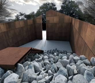 Co z pomnikiem Ofiar Deportacji w Katowicach? Będzie duży poślizg WIZUALIZACJE
