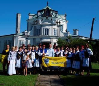 Panie z KGW Tuchom promują gminę Żukowo nie tylko na Kaszubach  ZDJĘCIA