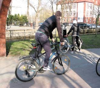 Felieton rowerowy Jazda po rogatkach