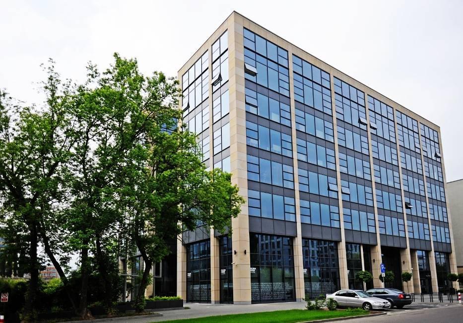 Siedziba spółki Polska Press w Warszawie