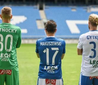 Zobacz nowe koszulki Kolejorza na sezon 2018/2019 [ZDJĘCIA]
