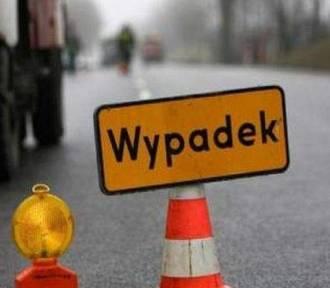 Wypadek na Jana Pawła II w Bydgoszczy