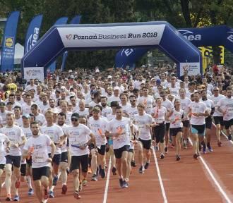 Kilka tysięcy osób pobiegło w Poznaniu! [ZDJĘCIA]