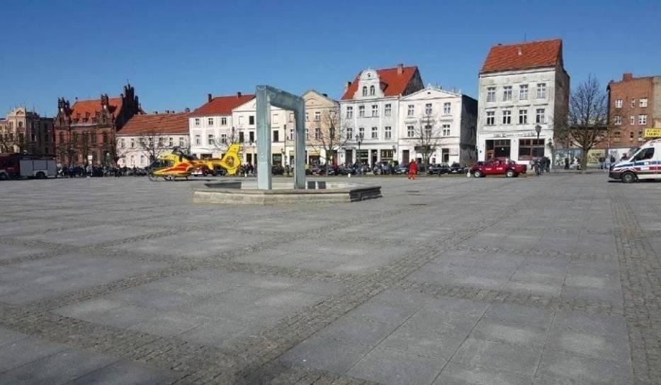 Prokurator skłania się do umorzenia sprawy wypadniecia 15-miesiecznego chłopca z okna III piętra kamienicy w w Chełmnie