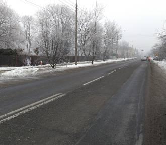 Zima w Koluszkach