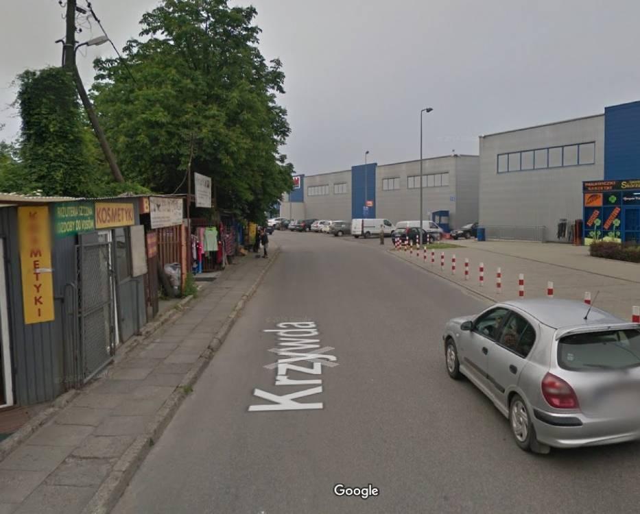ulica Krzywda