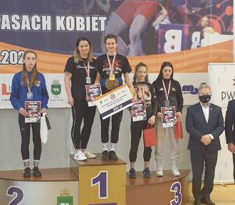 Mistrzynie Polski Juniorek trenowały w Miastku i Koczale