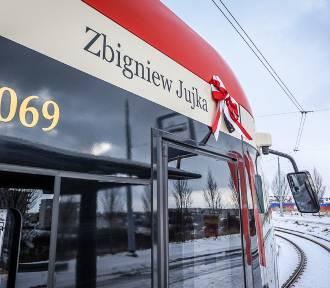 Zbigniew Jujka patronem nowego tramwaju w Gdańsku!