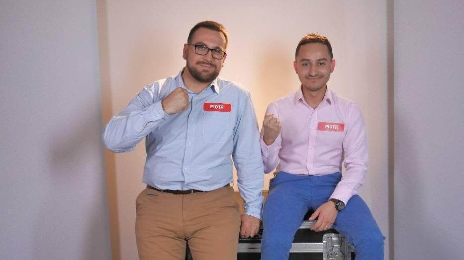Piotr Frydrychowski i Piotr Nowicki