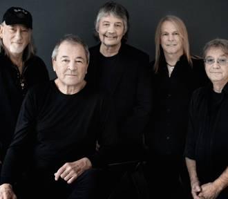 Kraków. Deep Purple pożegna się z polskimi fanami