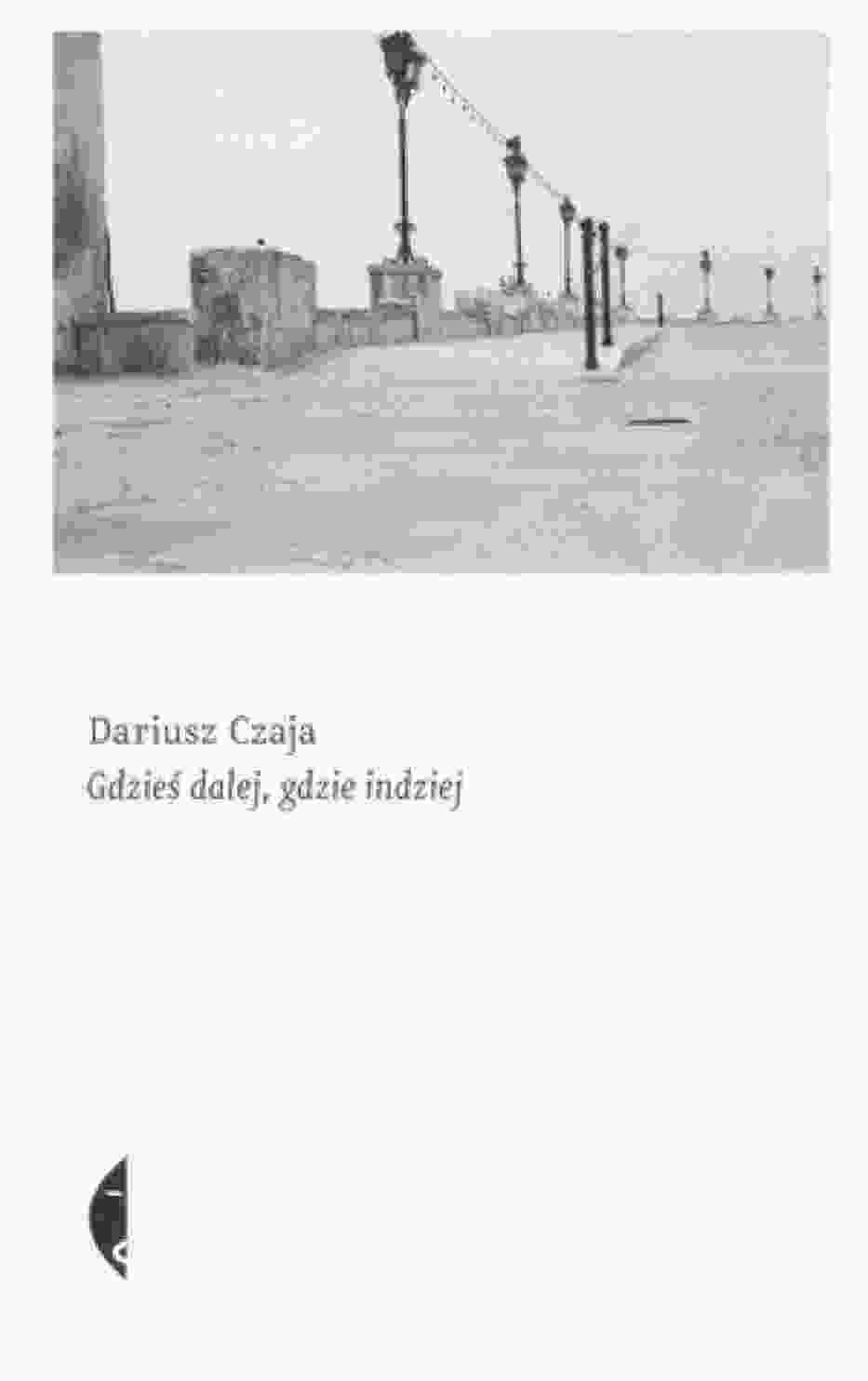 Zdjęcie zamieszczone na okładce wykonał Dariusz Czaja w Ostuni