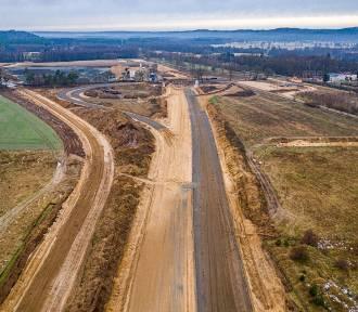 Kolejne oferty na budowę S6 ze Słupska od Gdańska. Zobacz postęp prac