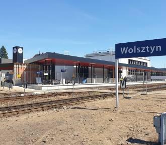 Zmieniamy Wielkopolskę. Nowa odsłona dworca w Wolsztynie na finiszu