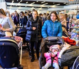 Targi dla mamy i dziecka na Stadionie Energa Gdańsk [zdjęcia]