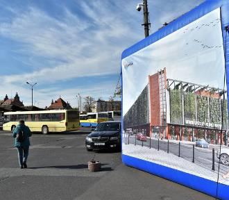 Startuje budowa centrum przesiadkowego Opole Główne