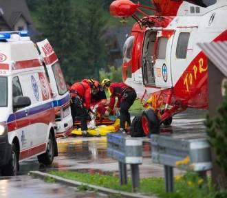 Tragedia w Tatrach. Ksiądz z Dzierżoniowa kilka razy trafiony piorunem pod Giewontem