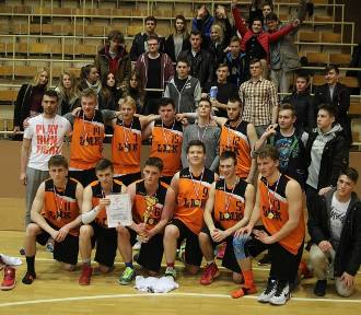 LMK Włocławek mistrzem województwa kujawsko-pomorskiego w koszykówce 2016 [zdjęcia, wideo]