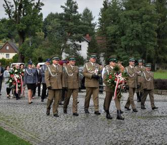 Uroczystości patriotyczne w Węgierskiej Górce. Zobaczcie ZDJĘCIA