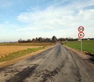 Mieszkańcy gminy Garbów mają dwie nowe drogi