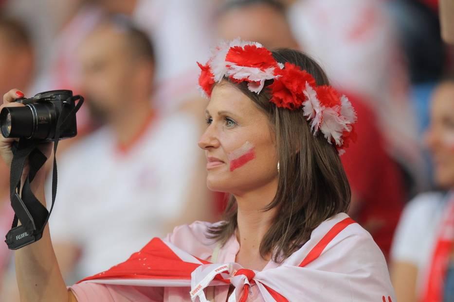Ponad 41 tysięcy widzów oglądało w piątek towarzyski mecz Polska - Chile w Poznaniu
