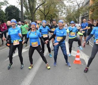 Półmaraton w Kościanie - galeria zdjęć przed startem [ZDJĘCIA, FILM]