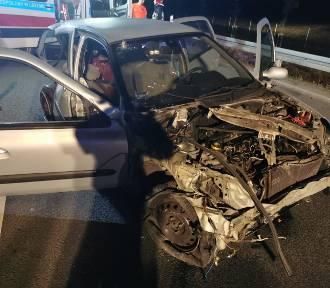 Śmiertelny wypadek na S5. Kierowca uciekał przed policją