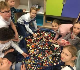Animacja filmowa z klockami Lego w sycowskiej trójce