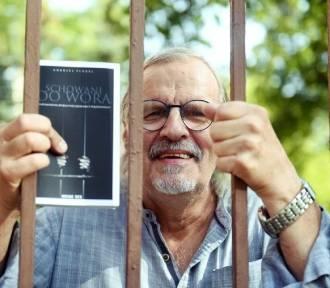 Biblioteka w Żaganiu zaprasza na spotkanie autorskie z Andrzejem Flügelem