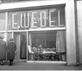 E. Wedel. Samolot, który zrzucał na ludzi pralinki i przedwojenny automat ze słodyczami [ZDJĘCIA]