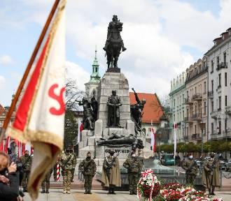 230. rocznica uchwalenia Konstytucji 3 Maja. Skromne świętowanie w Krakowie