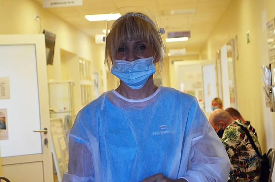 Agata Gnap, kierownik głogowskiego oddziału Regionalnego Centrum Krwiodawstwa i Krwiolecznictwa