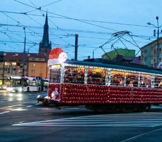 Mikołajkowy tramwaj w Szczecinie. Zobacz rozkład jazdy!   [ZDJĘCIA, WIDEO]