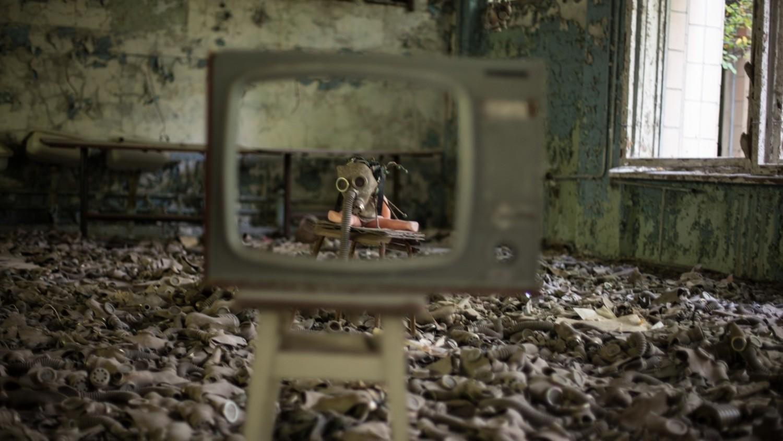 Fotografie, na które patrzycie odzwierciedlają tragedię i piekło, które rozpętało się po wybuchu reaktora w czarnobylskiej elektrowni jądrowej